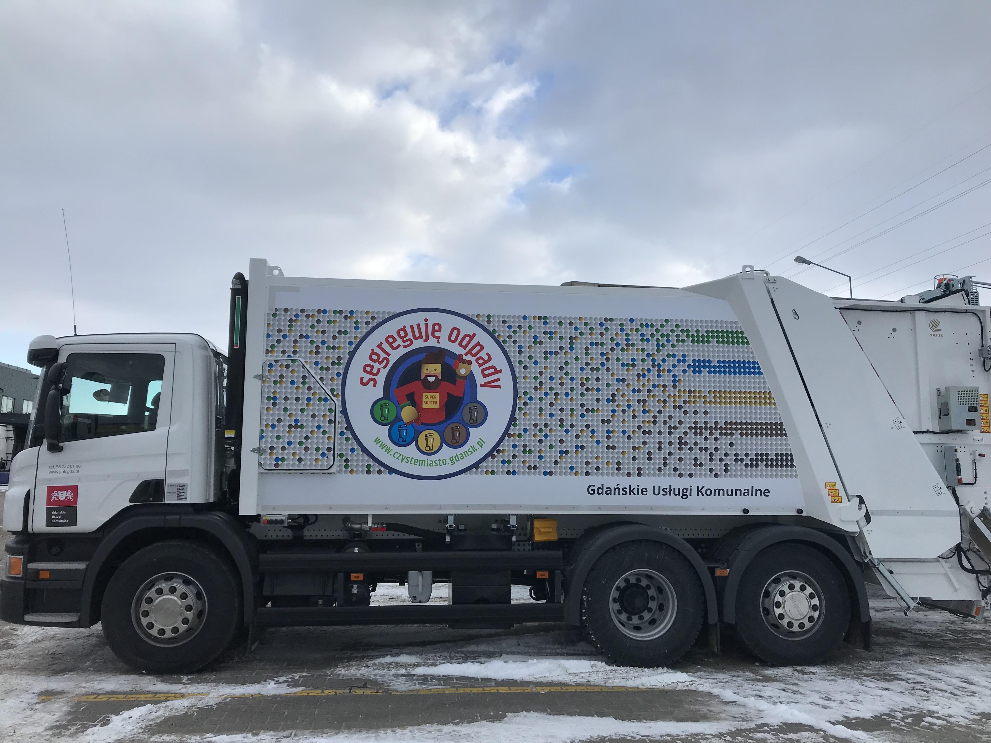Harmonogram odbioru odpadów w okresie świątecznym 2019/2020