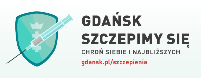 Gdańsk - szczepimy się!