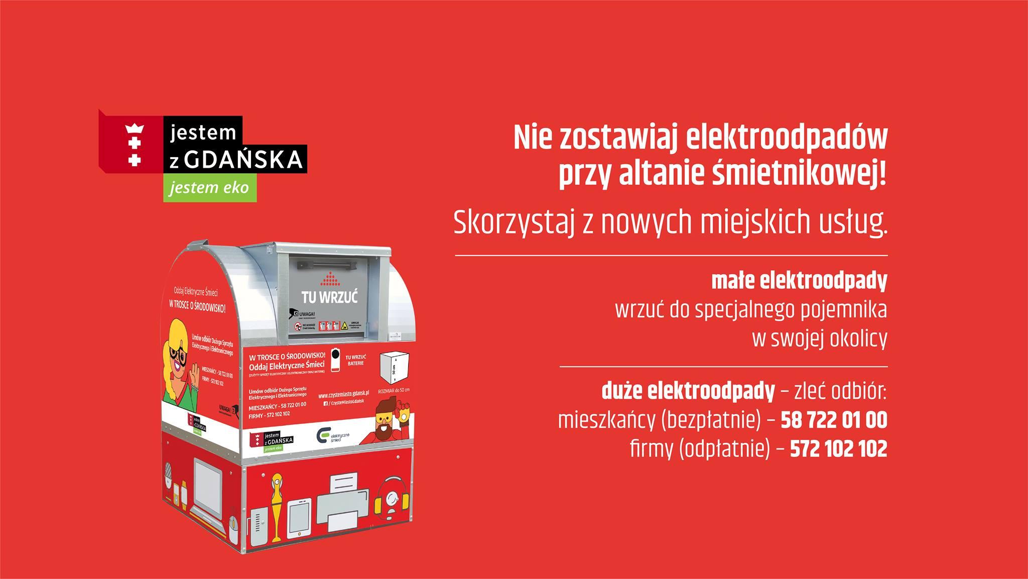 Rozszerzone usługi w zakresie zagospodarowania elektroodpadów