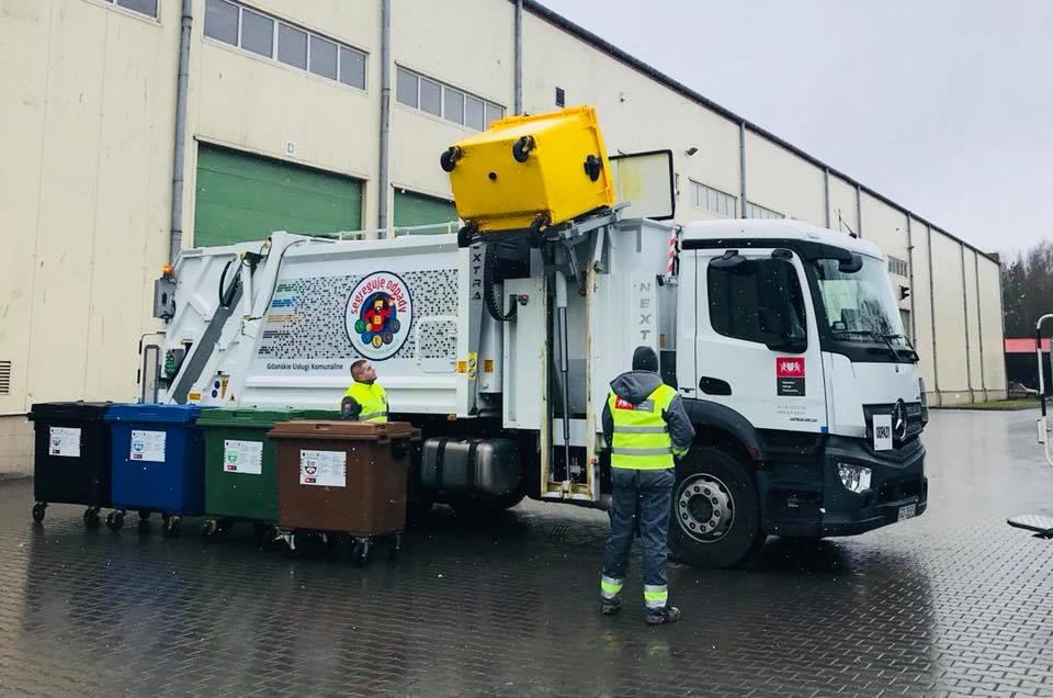 Zobacz aktualny  harmonogram odbioru odpadów z sektora VI Gdańska