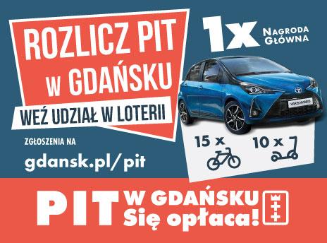"""""""PIT w Gdańsku. Się opłaca!"""""""